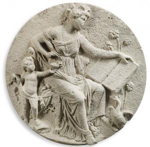 2015-2 No 1 Clio_Goddess of History c1770