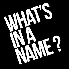 2015-8 No1 What's in a name