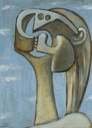 2016-05 No1 Picasso Femme (1930)