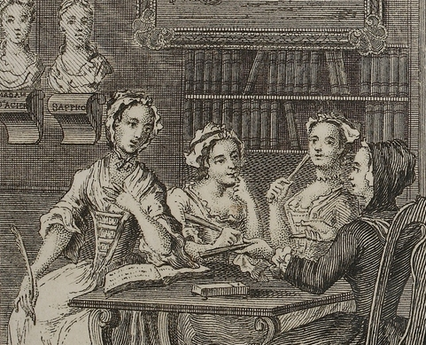 2016-05 No2 Eighteenth-century women's literacy