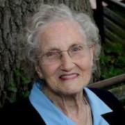 LILIAN (LILY) ROSE HARRISON, NÉE PARKER, MBE (1924-2015)