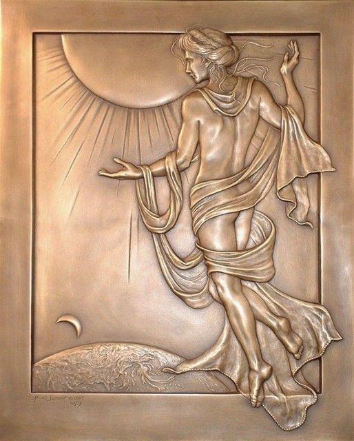 2017-07 No1 Aurora Goddess of Dawn by Heidi Wastweet 2003