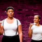 Kudzanayi Chiwawa and Ayesha Casely-Hayford