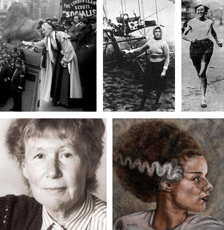 Battersea's Female Pioneers